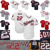 hot sale online 95918 d053c Wholesale Nationals Jersey - Buy Cheap Nationals Jersey 2019 ...