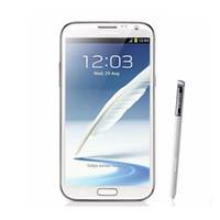 ingrosso ristrutturato s3-Samsung Galaxy Note2 N7100 Quad Core 2 GB di RAM 16 GB di ROM Nota 2 II Android 4.1 8MP Camera 3G rinnovato telefono sbloccato