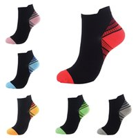 Wholesale travel compression socks for sale - Group buy Compression Socks Athletic Medical for Men Women Plantar Fasciitis Arch Support Low Cut Running Travel Gym Cycling Socks