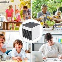 refrigeradores elétricos venda por atacado-Ventiladores elétricos Verão Ar Refrigeradores de Ar Spray de Três Em Um Verão Refrigeradores 8 Estilos Características 7 Cores L-3