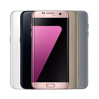 телефон 32gb оптовых-Восстановленное Samsung Galaxy S7 Edge G935 5,5 дюйма 4 ГБ ОЗУ 32 ГБ ПЗУ Двойная камера заднего вида 4G сотовый телефон (заводская герметизация)