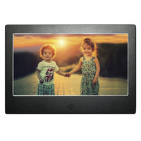 Wholesale digital frame remote control for sale - Group buy 1 set inch High Resolution Black Digital Photo Frame with Backlight and Remote Control Powered with USB AND SD Card Port EU