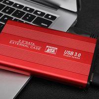 yarıiletken sürücüler toptan satış-60 GB 120 GB 240 GB Sabit Disk Sürücüsü 2.5 Inç HDD Durumda SATA USB3.0 SSD Harici Mobil Katı Hal Alüminyum Alaşımlı Sabit Disk Sürücüsü