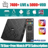android niederländisch großhandel-Android 7.1 HK1 Smart TV-Box Monate iptv Abonnement Live Frankreich UK Sport Italien Belgien Niederländisch Spanisch Latino Portugal 7000+ Kanal VOD-Subs