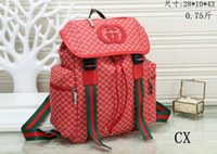 okul çantası çantası toptan satış-2019 yeni Moda kadınlar Tasarımcı sırt çantası tarzı çanta çanta kızlar için Tasarımcı okul çantası kadın lüks Tasarımcı omuz çantaları çanta 099