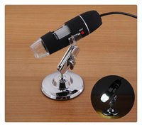 Wholesale endoscope light for sale - Group buy Digital Microscope LED Electronic Microscope Endoscope Zoom Magnifier With Light
