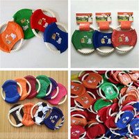 Wholesale play dogs games for sale - The new Random mixing Dog toys Pet Frisbee Pet training Frisbee Outdoor Play Games Tool IA603
