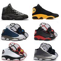 best service f26d5 45137 Rabatt basketball shoes hyper - 2019 Kappe und Kleid Herren Basketball  Schuhe 13 Bred Atmosphäre Grau