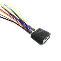 Wiring Harness Adapter For Car Stereo Online Shopping ... on jvc wiring harness color coating, jvc steering wheel adapter, 7-way trailer wiring adapter, jvc kd r300 wiring harness, jvc kd r210 wiring-diagram, jvc kd s26 wiring harness, jvc headunit wiring-diagram, jvc wiring harness diagram,