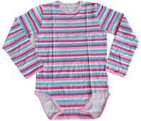 olivgrüner catsuit großhandel-gedruckt stripe Bodysuit mit der Hülse / Erwachsenem langen Hülsenbodysuit romper / Erwachsenem Bodysuit / abdl clothes / Erwachsener onesie