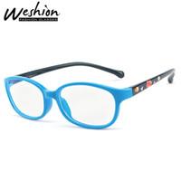 Wholesale digital sunglasses for sale - Group buy Kids Blue Light Blocking Glasses Baby Sunglasses Optical Frame Transparent Eyeglasses Filter Reduces Digital Eye Strain Gaming