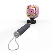 экран микро-видеокамеры оптовых-ET002 Kid Camera 1080P Micro USB порт 3.7 В 400 мАч аккумулятор 2.0-дюймовый экран H.264 Видео с 3 играми для детей подарок