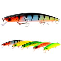 Wholesale Conjointed Steel Wire Minnow Fishing Lure g cm Blood Groove Hook Catfish Bass Seawater Bait