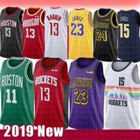 585a5df36e49 Wholesale basketball jerseys for sale - Group buy Ncaa Nikola Jokic Kyrie  Jersey Irving LeBron James