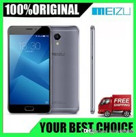 Wholesale cell phone touch screen glass for sale - Group buy Meizu M5 Note Global ROM D Glass G LTE Cell Phone Helio P10 Octa Core quot FHD GB GB GB ROM Fingerprint