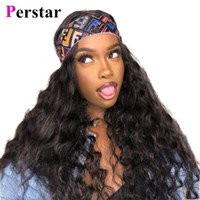 Wholesale hairstyle wigs indian for sale - Group buy Brazilian Deep Wave Lace Front Wigs Human Hair Pre Plucked Deep Curly with Baby Hair Wet and Wavy Wigs for Black Women
