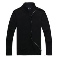 ingrosso pullover formale-Ralph Collo alto mens usura stile formale progettista uomo classico maglione caldo di alta qualità sport all'aria aperta selvaggia Pullover