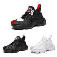 ingrosso anime sneakers-Fantascienza Anime Movie Scarpe Stivaletti Uomini Street Footwear Altezza Crescente Summer Clunky Sneakers Casual Fashion Cartoon Dad Shoes