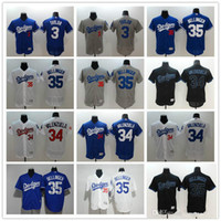 Wholesale red hot wine for sale - Group buy Men Women Youth Hot Sell Dodgers Baseball Jersey Fernando Valenzuela Cody Bellinger chris taylor fashion Baseball Jerseys