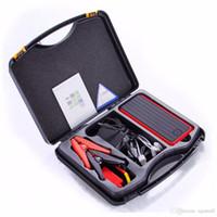 ingrosso avviamento della batteria di emergenza-Multi-Function 12000mAh 12V Auto Car Battery Starter di emergenza Portatile Booster Power Bank per Benzina Diesel Car 800846