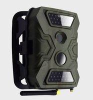 av detektörleri toptan satış-MMS avcılık kamera S680M HD avcılık kamera, kızılötesi otomatik sensör kamera, açık sahneler için uygun, istikrarlı ve güvenilir