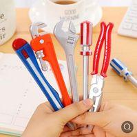 hochwertige hardware-tools großhandel-Persönlichkeit Hardware Werkzeuge Koreanische Briefpapier Kreative Kugelschreiber Qualität Stift Büro Schulbedarf Für Geschenk