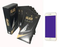 Wholesale x ray glasses for sale - Group buy Anti Blue Ray Tempered Glass Screen Protector for iPhone ProMax Full Glue Screen Film for iPhone X87 Edge to Edge Coverage Paper Package