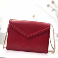 Wholesale white bags for summer resale online - 22CM Crossbody Chain Bag Colors Shoulder Bag With Rivet Decoractions Bags for Summer