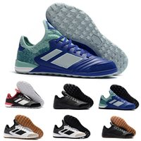 Wholesale mens low ankle shoes for sale - Mens Low Ankle Football Boots Copa Tango IN TF Soccer Shoes Copa Tango Indoor Turf Soccer IC