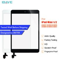 Wholesale touch digitizer for tablet for sale - Group buy Touch screen glass digitizer panel For ipad mini For ipad mini A1432 A1454 A1455 A1489 A1490 A1491 Tablet