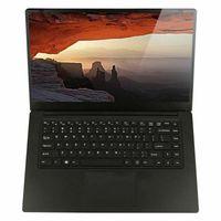 laptop de 15,6 polegadas venda por atacado-Novo 1920x1080 P IPS Intel Quad Core de 4 GB de 15.6 polegadas Estreito Quadro Laptop Notebook Windows