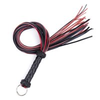 Wholesale handmade floats resale online - New handmade handmade handguards floating ball erotic toys sexy bundled whip punishment slave BDSM sex game toy
