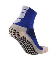 Wholesale sock best for sale - Group buy Top Antiskid wear resistant football socks men towel bottom thickened rubber antiskid breathable deodorant sports socks fitness yakuda best