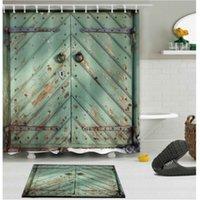 6 Sizes Door Handle Thick Stainless Steel Shop Office Glass Door Push-Pull Handle//Sliding Wooden Barn Door Handle Size : 60/×40cm