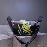 дизайнерские европейские сумки оптовых-Fanny pack 2019 дизайнер бум сумка оптом европейские и американские женские сумки на одно плечо модная сумка