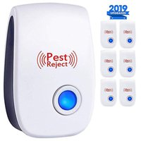 souris insectes achat en gros de-Répulsif antiparasitaire répulsif, chat électronique ultrasonique anti-moustique anti-moustique répulsif tueur contrôle rat souris cafard répulsif répulsif