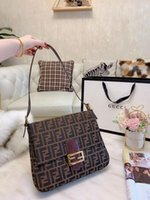 Wholesale high fashion crochet bags resale online - Fashion design classic letter backpack men and women high quality luxurys handbag men s and women s leather hot sale letter Mess
