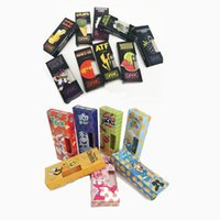 novas embalagens de perfumes venda por atacado-e cig atomizador 510 Perfume Atomizador Dank Vapes Cereal Embalagem M6T Cartucho de Óleo Vape Grosso com Nova Caixa de Embalagem