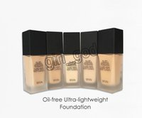Wholesale shipping cosmetics powder for sale - Group buy Newest Make up All Day Luminous Weightless Foundation Cosmetics FI Oz mL Colors Makeup Base Face Concealer