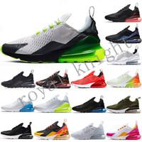 almofada mulheres sapatos venda por atacado-Big 36-49 47 48 46 Tn 270 Running Shoes 27c Almofada Sapatilhas Mens Platinum 270S Esportes desenhista calça Mulheres instrutor de sapatos tamanho 12 13 14 15