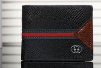 tierkarten großhandel-Neue Frauen Geldbörse Geldbörse Tiermuster Hochwertige Leder Herren Kurze Geldbörse Kartenhalter 04