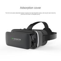 vr audífonos al por mayor-Auriculares VR Senior 3D de 6.a generación Gafas 3D VR Gafas de película SC-G04 para sistema WIN IOS de 4.7-6 pulgadas / Android