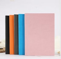 Wholesale mini pocket notebook for sale - Group buy Wholesales Hot sales Soft leather notebook custom creative portable portable small pocket notebook stationery