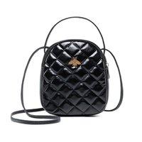 rucksack niedlich weiblich großhandel-Korea Japan Stil Mini Rucksack für Frauen Mädchen Weibliche PU Leder Nette Über Schulter Tasche Rucksack Tasche für Dame
