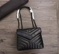наплечные сумки оптовых-дизайнер сумки y плечо кошелек натуральная кожа высокое качество женская сумка модные сумки loulou Y кошелек сумка