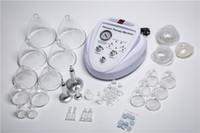 máquina de ampliación de busto al por mayor-Nuevo listado Terapia de masaje con vacío Ampliación de la bomba Levantador de senos Masajeador Taza de busto Cuerpo que forma la máquina de belleza VS600