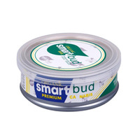 Wholesale different colors flowers resale online - Smartbud Can dry herb flower box different colors Sealed Tin Cans gram tank options by dhl