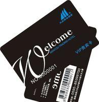 impresión de tarjetas de plástico al por mayor-Tarjeta de pvc de regalo de lealtad impresa personalizada de código de barras de plástico