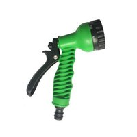 Wholesale high quality garden hoses for sale - Group buy High Quality Retractable FT Water Hose Set With Multi function Water Gun Easy Use House Garden Washing Expandable Hose Set DH0755 T03