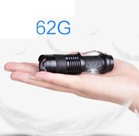 lanterna uv uv venda por atacado-Portátil Mini Lanterna De Alumínio UV Violeta Violeta Luz UV 395nm tocha 600LM Foco Ajustável 3 Modos de luz de detecção de luz infravermelha